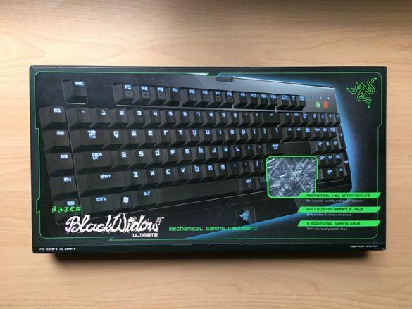 Razer Blackwidow Ultimate механична клавиатура
