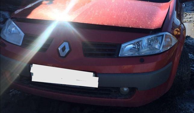 Dezmembrez Renault megane 2 suspensie etrier spate stanga dreapta