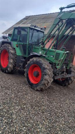 Tractor fendt 312