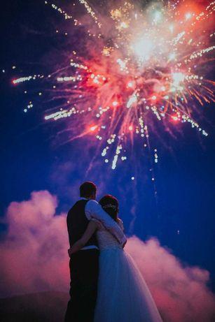 Artificii exterior diferite evenimente
