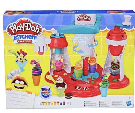 Фабрика мороженого Play doh