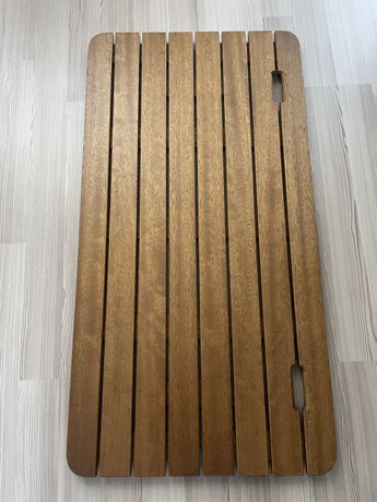 Covor din lemn pentru duș