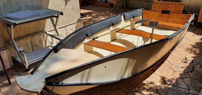 Barca  Porta Bote Genesis III Series