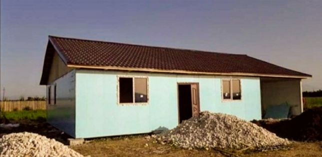 Doriți o casa din lemn, o cabana, o casă din container, garaje auto, u