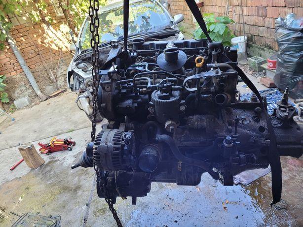 Motor 2.0 hdi cod motor RHY Peugeot 206 / 306 / 307 / 406 / Partner.