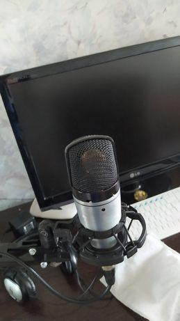 Микрофон конденсаторый