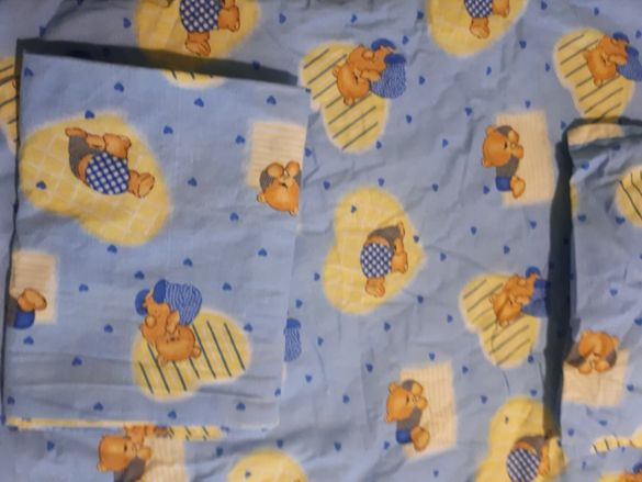 Бебешки спален комплект(момче)