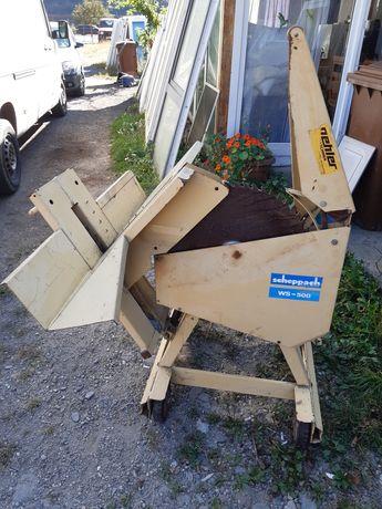Masina de retezat  lemn- scheppach ws-500