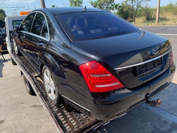 Dezmembrez mercedes s class w221 facelift w221 450 cdi/volan stanga/