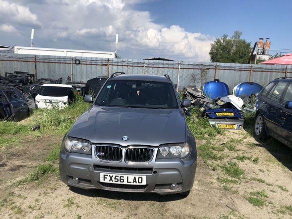 БМВ Х3, Е83 М пакет, 2.0д на ЧАСТИ (BMW X3, E83 M sport)