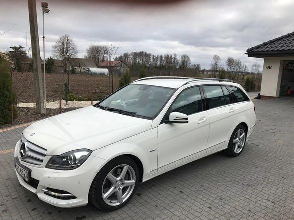 Mercedes C250 4matik