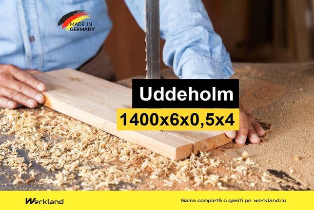 Panza panglica banzic tamplarie Uddeholm 1400x6x0,5x4|Made in Germany