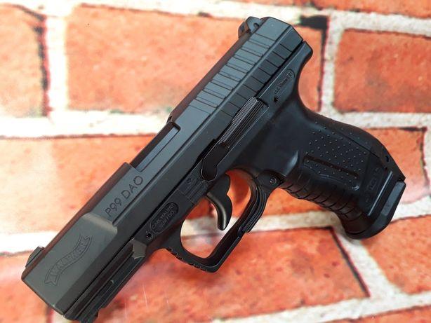 METALIC Walther P99 Dao upgradat 4.5j cel mai puternic pistol airsoft