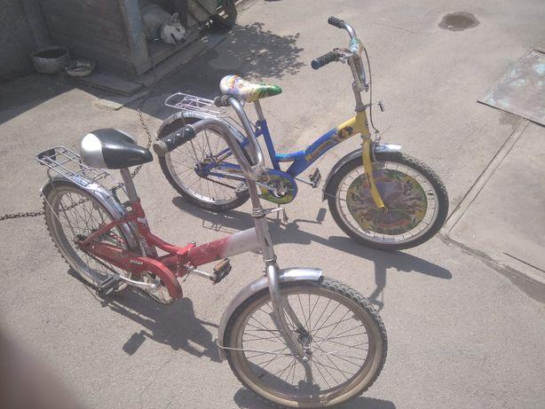 Велосипед детский 2 шт