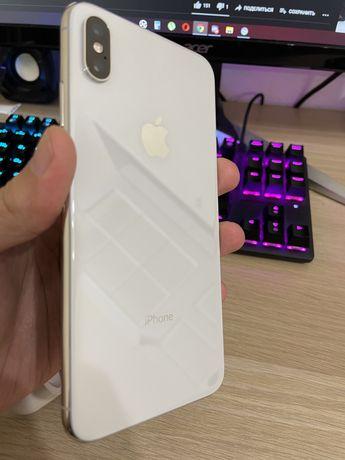 Iphone xs max 64gb (ТОРГ), еще на гарантии!!!