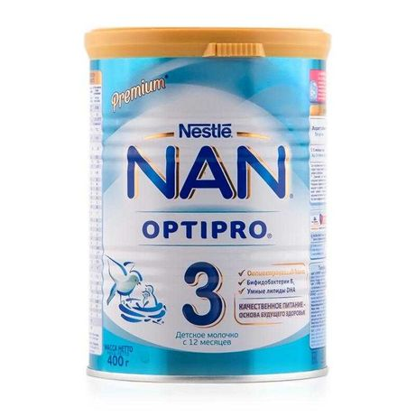 Детское питание NAN 3 400ГР