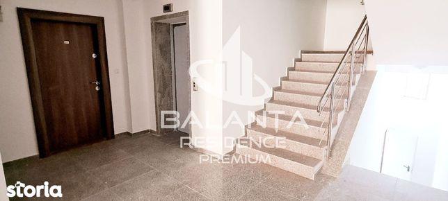 Apartament 2 camere, 2 bai, debara, zona Balanta Residence