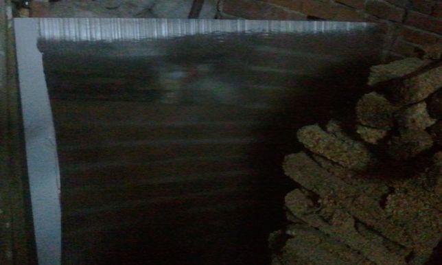Policarbonat 6 mm, semitransparent, rigid, 1,4 x 2,5m sau schimb