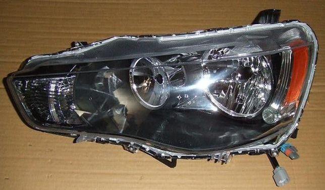 Бампер/Фара на Mitsubishi Outlander 10-12 / Митсубиши Аутландер