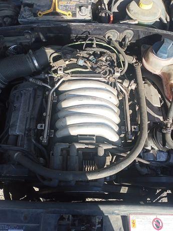 Двигатель audi a6 c5 2.4 механика на запчасти или целиком