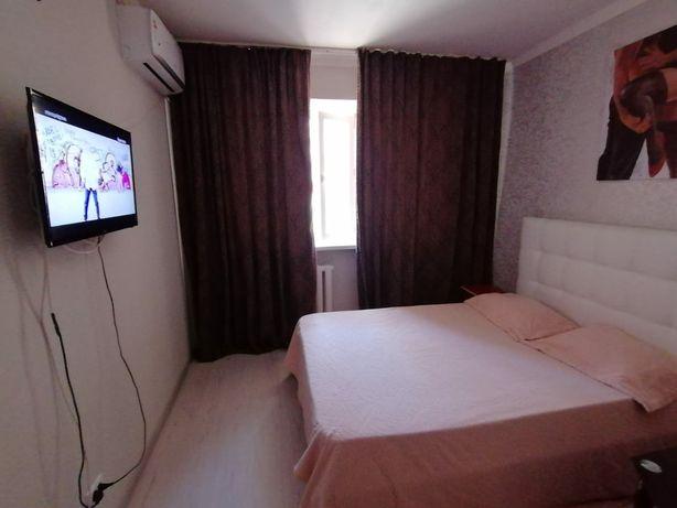 Квартиры тепло уютно Манаса 20/1 по часам