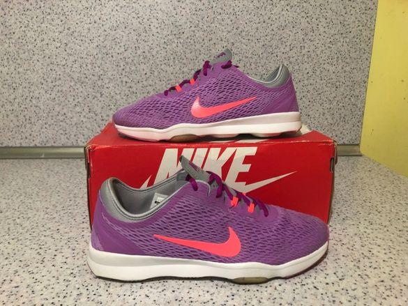 ОРИГИНАЛНИ *** Nike Air Zoom Fir / Purple & white
