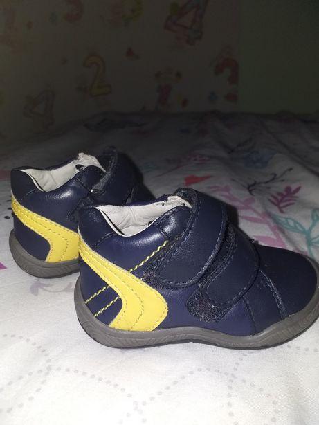 Pantofi bebe nr 18