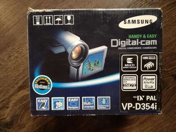 Camera filmat Samsung