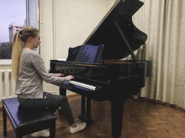Уроки фортепиано. Курсы фортепиано.