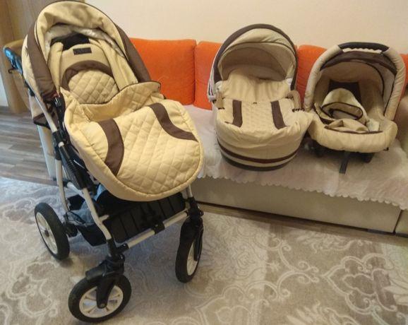 Бебешка количка 3в1 Carrera
