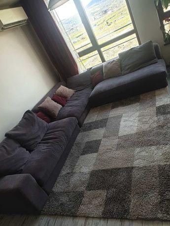 Бутиков диван с три модула