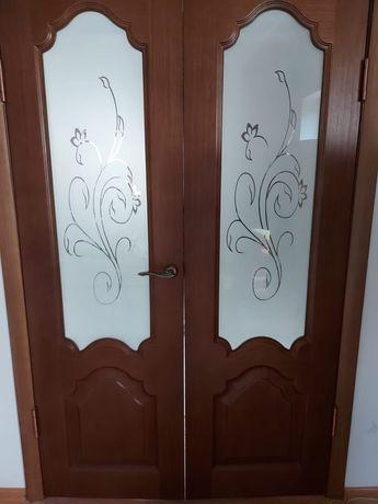 Продам двери деревянные межкомнатная