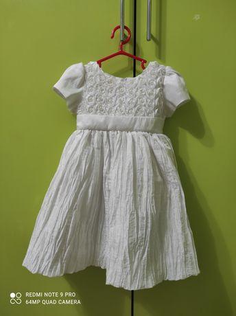 Платья от 6-12 месяцев. Фирма Rodeng и Zara