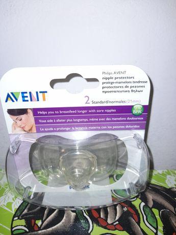 Protectie mameloane  Philisp Avent