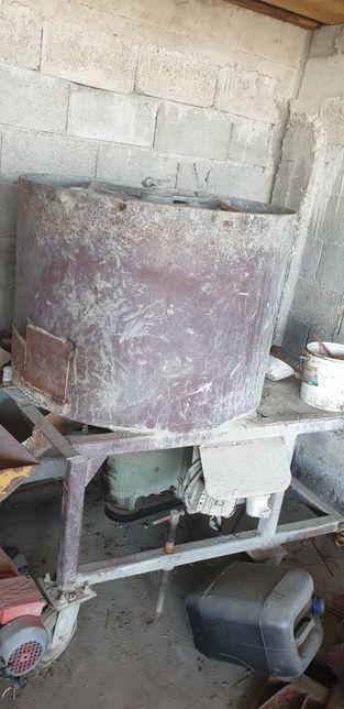 Vand malaxor beton