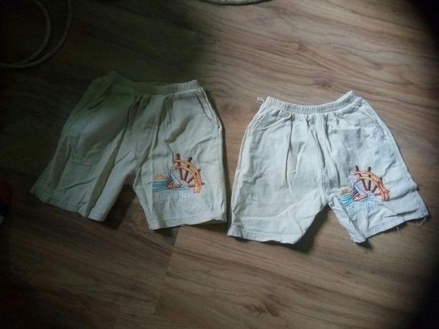2 perechi pantaloni scurti copii