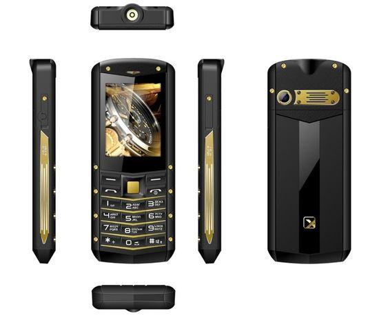 Противоударный влагозащищенный телефон, 2 сим, фонарик