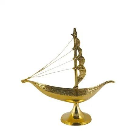 Corabie din alama de 18 cm Bucuresti - imagine 1
