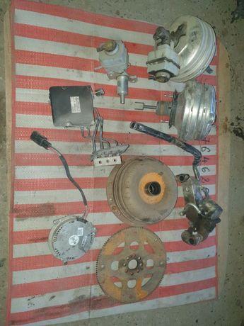 Vand pompa servo-frana, ABS, răcitor gaze ,convertizor,electrovent F01