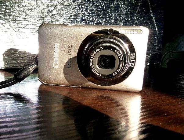 Компактный цифровой фотоаппарат
