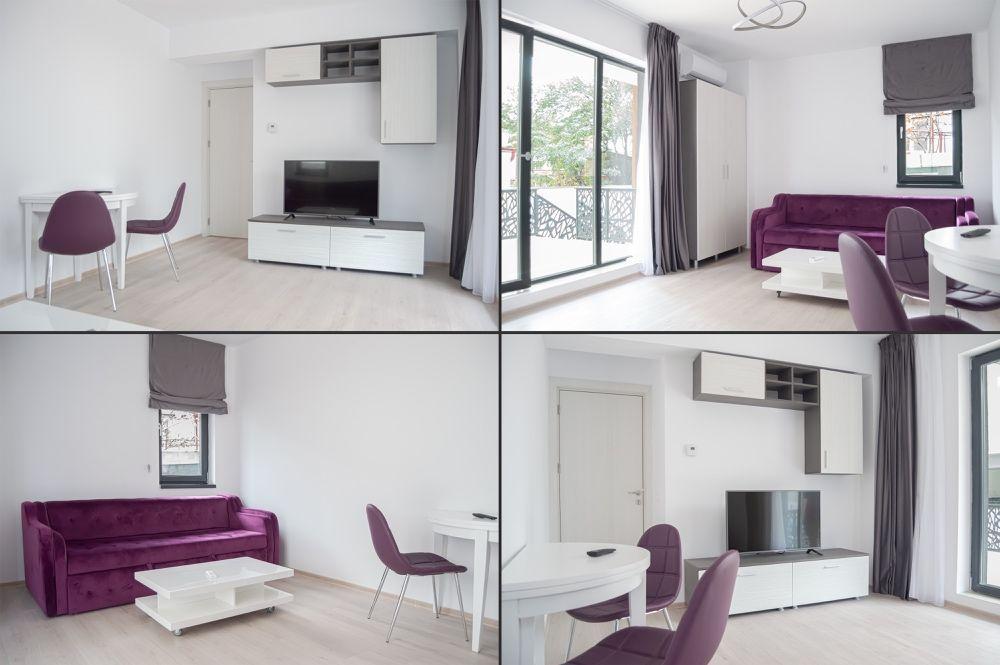 Apartament 2 camere + curte Mihai Bravu de inchiriat- Prima inchiriere