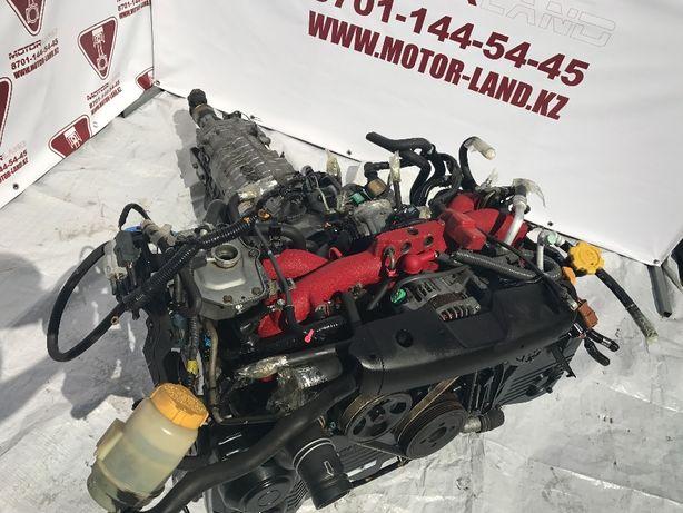 Двигатель 2.0, EJ20 Turbo на Subaru, Legacy, Forester, Impreza субару