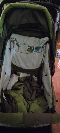Детская коляска для мальчика и девочки