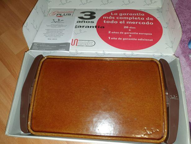 Gratar electric Jata,ceramica lacuita,model Gr559,fara alimentator