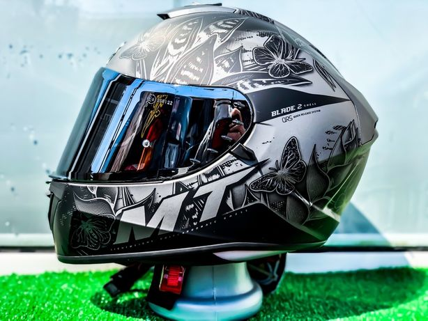 Casca Moto MT Blade 2 BREEZE (dama) Negru Matt Titan