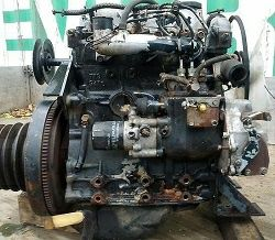 Motor kubota 3 cilindri
