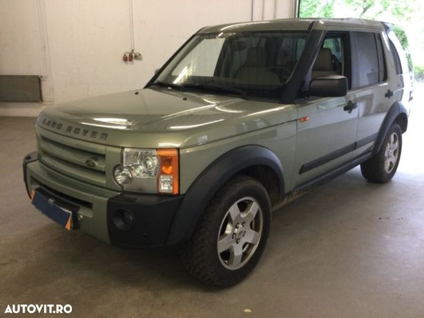 Land Rover Discovery Land Rover Discovery III 2.7 Td V6 TD 4x4 SE Automat 190 CP 2005