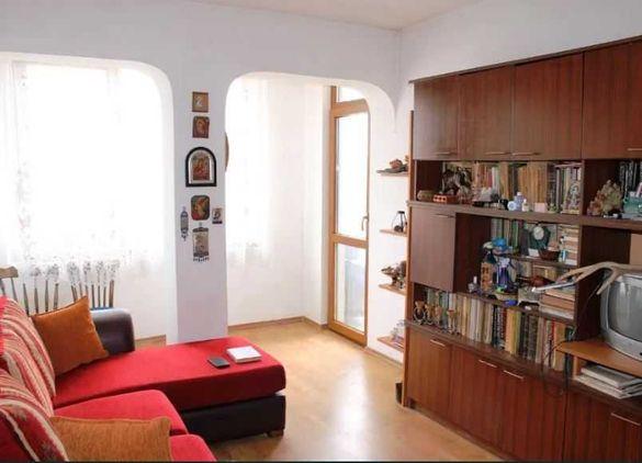 Многостаен тухлен апартамент с гараж и дворно място