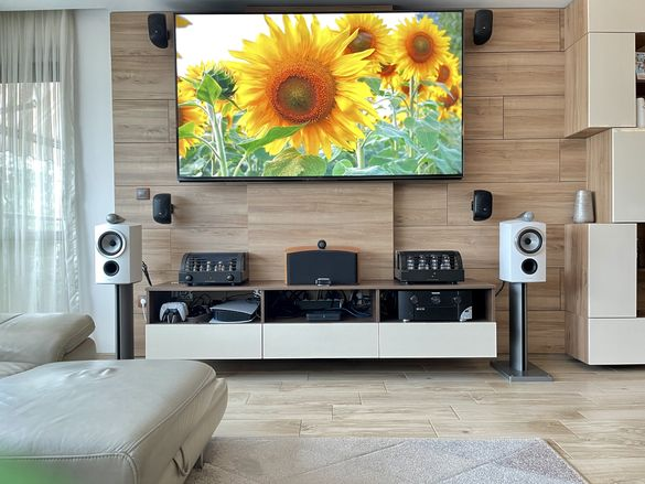 Bowers and Wilkins 805 d3