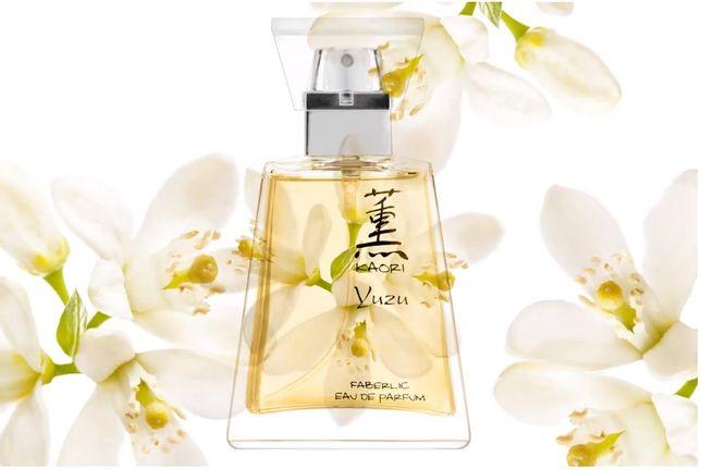 Парфюмерная вода, духи от faberlic  kaori yuzu